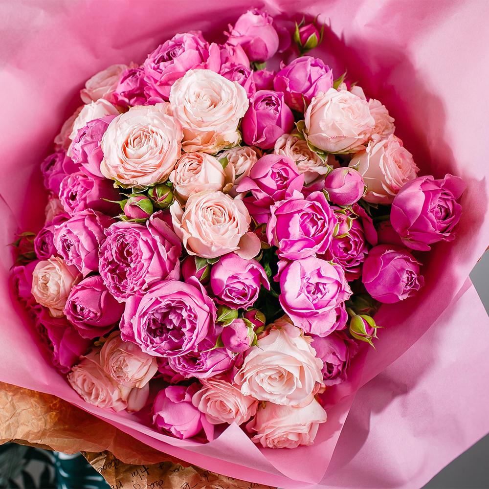Zen Huge Pink Bouquet Floralbash