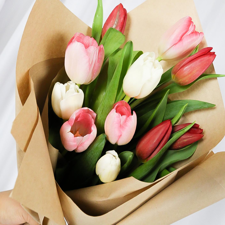 Get Me Laid Tulips Bouquet