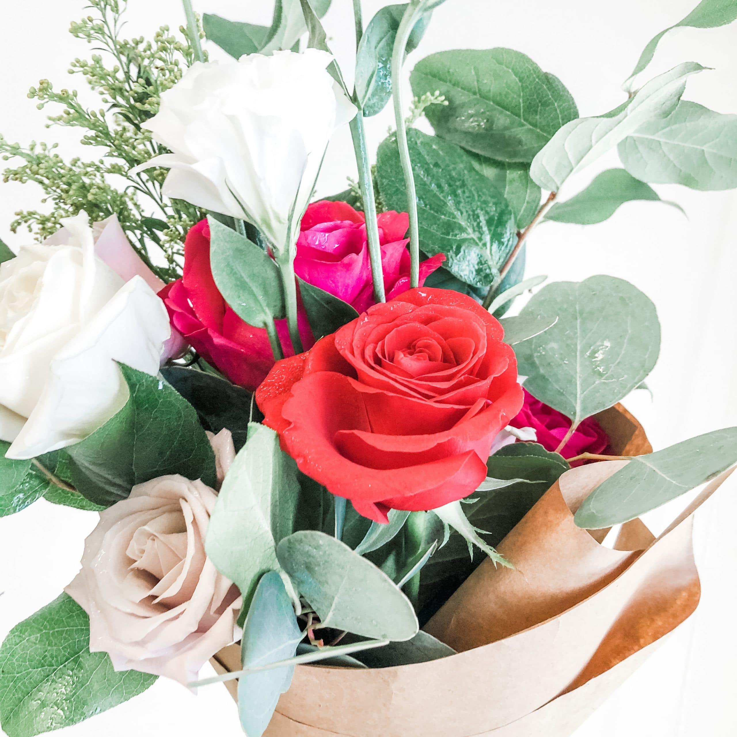 Valentine Flower Delivery in Yorkville