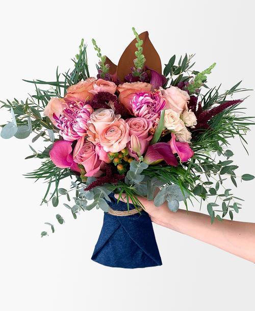 Tonic Blooms Farmboy Bouquet