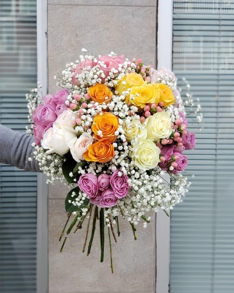 Bloom Plus Flower Bouquet