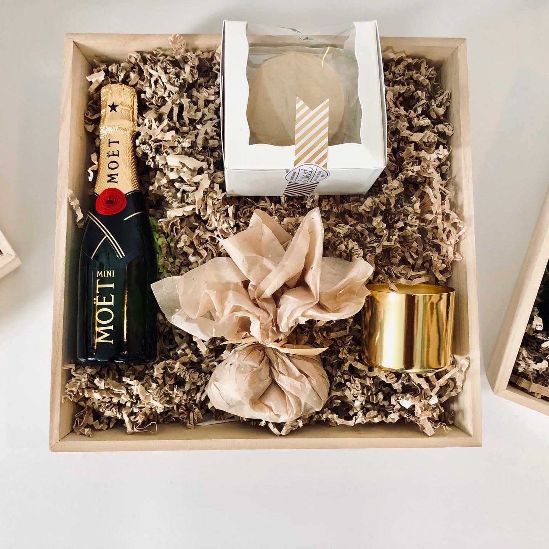 Cocoa Fancy corporate gift box