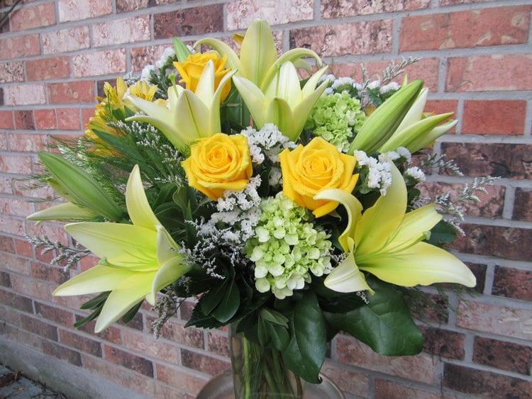 Bayview Blossoms Bouquet