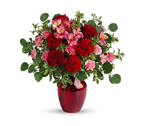 Rosedale Kennedy Flowers Valetines Bouquet