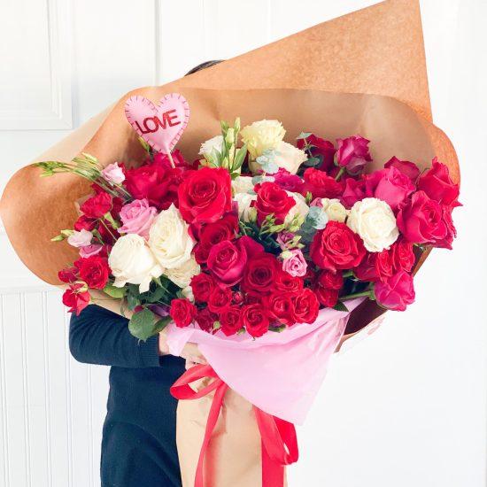 huge bouquet toronto